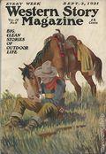 Western Story Magazine (1919-1949 Street & Smith) Pulp 1st Series Vol. 19 #6