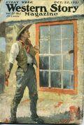 Western Story Magazine (1919-1949 Street & Smith) Pulp 1st Series Vol. 21 #1