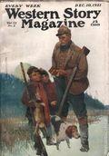 Western Story Magazine (1919-1949 Street & Smith) Pulp 1st Series Vol. 22 #2