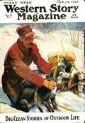 Western Story Magazine (1919-1949 Street & Smith) Pulp 1st Series Vol. 23 #1