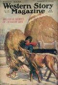 Western Story Magazine (1919-1949 Street & Smith) Pulp 1st Series Vol. 24 #2