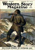 Western Story Magazine (1919-1949 Street & Smith) Pulp 1st Series Vol. 24 #5