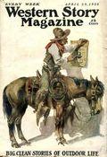 Western Story Magazine (1919-1949 Street & Smith) Pulp 1st Series Vol. 25 #4