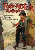 Top-Notch (1910-1937 Street & Smith) Pulp Vol. 15 #1