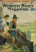 Western Story Magazine (1919-1949 Street & Smith) Pulp 1st Series Vol. 27 #2