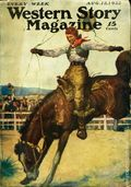 Western Story Magazine (1919-1949 Street & Smith) Pulp 1st Series Vol. 28 #1