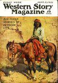 Western Story Magazine (1919-1949 Street & Smith) Pulp 1st Series Vol. 28 #4