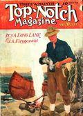 Top-Notch (1910-1937 Street & Smith) Pulp Vol. 16 #5