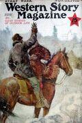 Western Story Magazine (1919-1949 Street & Smith) Pulp 1st Series Vol. 30 #4
