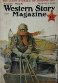 Western Story Magazine (1919-1949 Street & Smith) Pulp 1st Series Vol. 32 #6