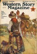 Western Story Magazine (1919-1949 Street & Smith) Pulp 1st Series Vol. 33 #3