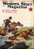 Western Story Magazine (1919-1949 Street & Smith) Pulp 1st Series Vol. 34 #2