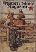Western Story Magazine (1919-1949 Street & Smith) Pulp 1st Series Vol. 36 #4