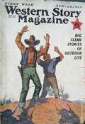 Western Story Magazine (1919-1949 Street & Smith) Pulp 1st Series Vol. 37 #1