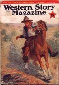 Western Story Magazine (1919-1949 Street & Smith) Pulp 1st Series Vol. 37 #5