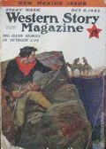 Western Story Magazine (1919-1949 Street & Smith) Pulp 1st Series Vol. 38 #1