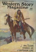 Western Story Magazine (1919-1949 Street & Smith) Pulp 1st Series Vol. 40 #6