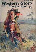 Western Story Magazine (1919-1949 Street & Smith) Pulp 1st Series Vol. 43 #1