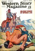Western Story Magazine (1919-1949 Street & Smith) Pulp 1st Series Vol. 44 #4