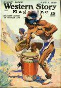 Western Story Magazine (1919-1949 Street & Smith) Pulp 1st Series Vol. 45 #2