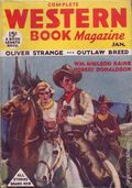 Complete Western Book Magazine (1933-1957 Newsstand) Pulp Vol. 2 #1