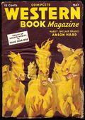 Complete Western Book Magazine (1933-1957 Newsstand) Western Supernovel Vol. 4 #5