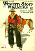 Western Story Magazine (1919-1949 Street & Smith) Pulp 1st Series Vol. 45 #4