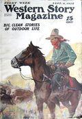 Western Story Magazine (1919-1949 Street & Smith) Pulp 1st Series Vol. 46 #1