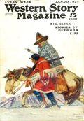 Western Story Magazine (1919-1949 Street & Smith) Pulp 1st Series Vol. 49 #1