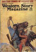 Western Story Magazine (1919-1949 Street & Smith) Pulp 1st Series Vol. 50 #1