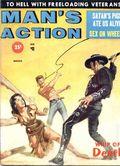 Man's Action (1957-1977 Candar Publishing) Vol. 1 #4