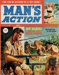 Man's Action (1957-1977 Candar Publishing) Vol. 1 #6