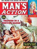Man's Action (1957-1977 Candar Publishing) Vol. 1 #9