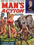 Man's Action (1957-1977 Candar Publishing) Vol. 1 #10