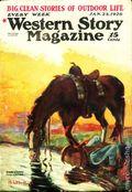 Western Story Magazine (1919-1949 Street & Smith) Pulp 1st Series Vol. 58 #1
