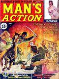 Man's Action (1957-1977 Candar Publishing) Vol. 3 #3
