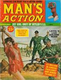 Man's Action Magazine (1957) Vol. 3 #8