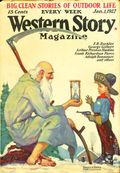 Western Story Magazine (1919-1949 Street & Smith) Pulp 1st Series Vol. 66 #2
