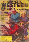 Complete Western Book Magazine (1933-1957 Newsstand) Pulp Vol. 9 #6