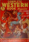 Complete Western Book Magazine (1933-1957 Newsstand) Pulp Vol. 10 #3