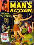 Man's Action (1957-1977 Candar Publishing) Vol. 4 #2