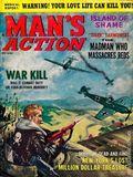 Man's Action (1957-1977 Candar Publishing) Vol. 6 #3