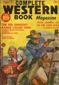 Complete Western Book Magazine (1933-1957 Newsstand) Pulp Vol. 12 #6