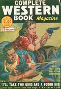Complete Western Book Magazine (1933-1957 Newsstand) Pulp Vol. 15 #1