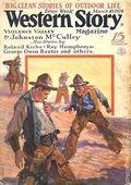 Western Story Magazine (1919-1949 Street & Smith) Pulp 1st Series Vol. 76 #4