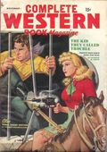 Complete Western Book Magazine (1933-1957 Newsstand) Pulp Vol. 16 #1