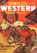 Complete Western Book Magazine (1933-1957 Newsstand) Pulp Vol. 16 #10