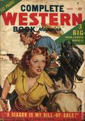 Complete Western Book Magazine (1933-1957 Newsstand) Pulp Vol. 17 #1