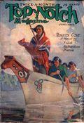 Top-Notch (1910-1937 Street & Smith) Pulp Vol. 50 #3