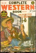 Complete Western Book Magazine (1933-1957 Newsstand) Pulp Vol. 18 #6